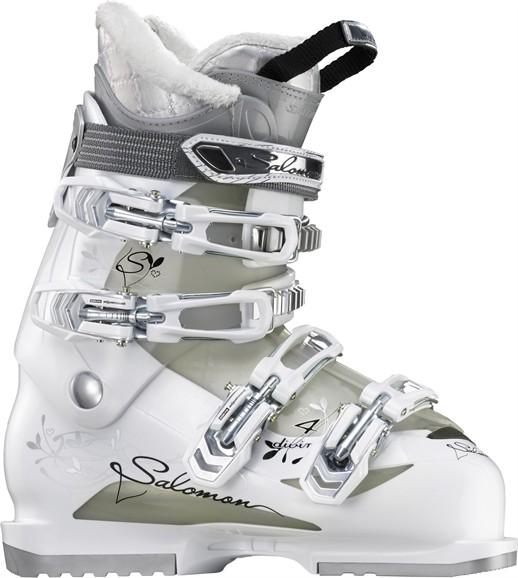 Femme Chaussures Salomon Chaussures Ski Divine kuXZPiOT