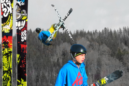 team k2 skis / sport aixtrem