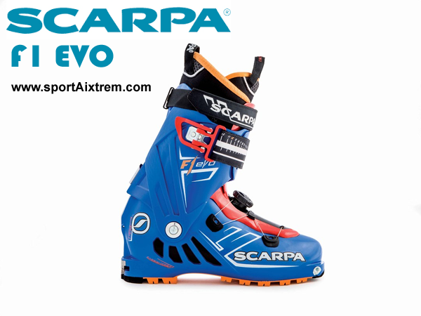 SCARPA-F1-EVO