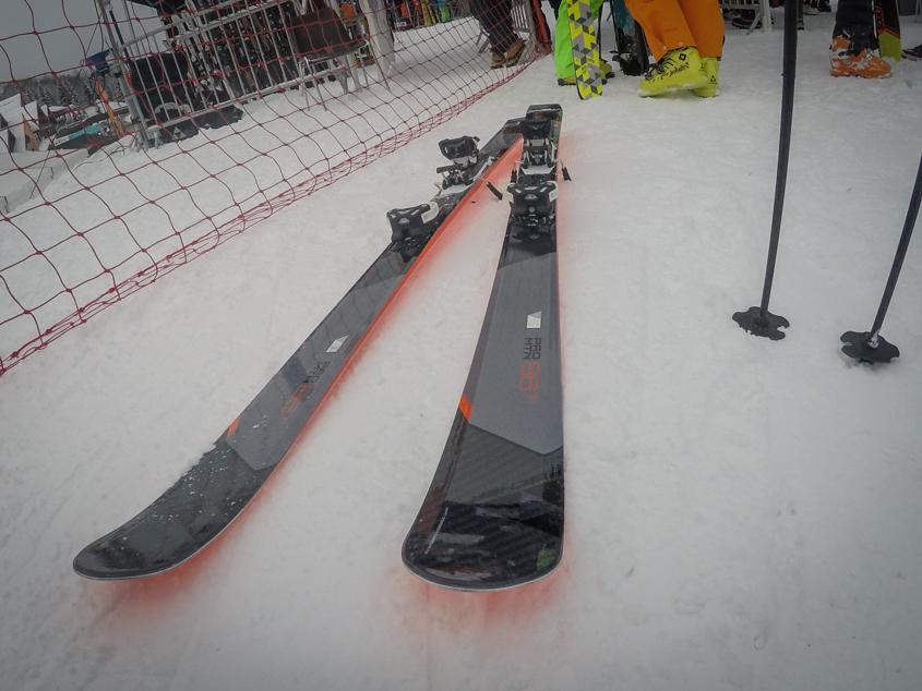 test skis Fischer Pro Mountain 86 Ti 2017