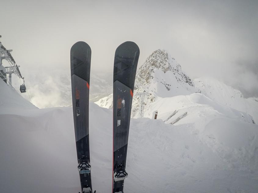 skis Fischer Pro Mountain 86 Ti 2017