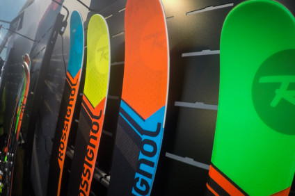 gamme skis Rossignol 2017
