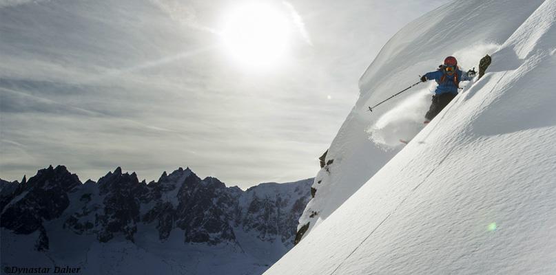 ski hors-piste freeride
