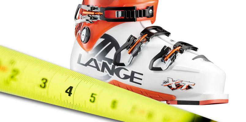 pointure chaussures ski