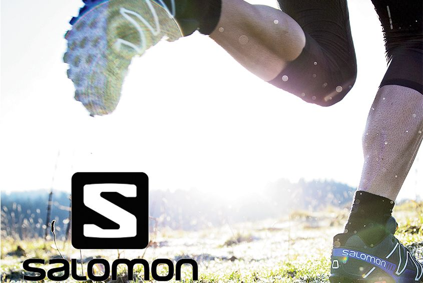 Guide des pointures Salomon