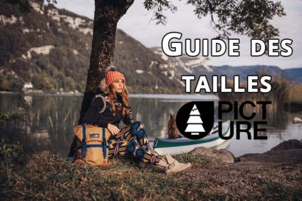 Guide des tailles Picture