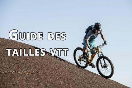 Guide des tailles VTT