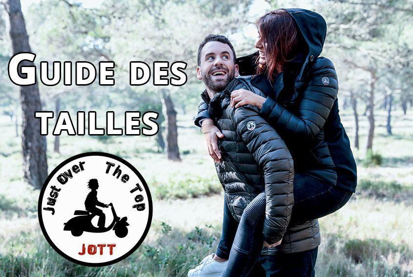 Guide taille Jott