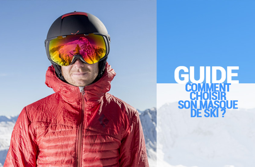 Guide : comment choisir son masque de ski