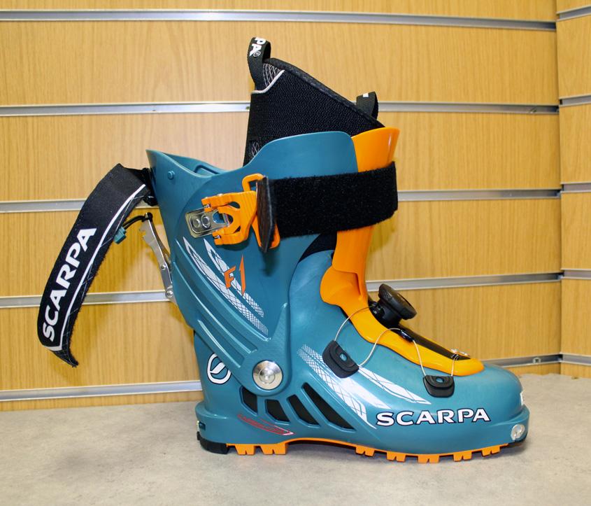 Chaussures Ski Versus De Alpin Randonnée Comparatif ZxdqpP8wP