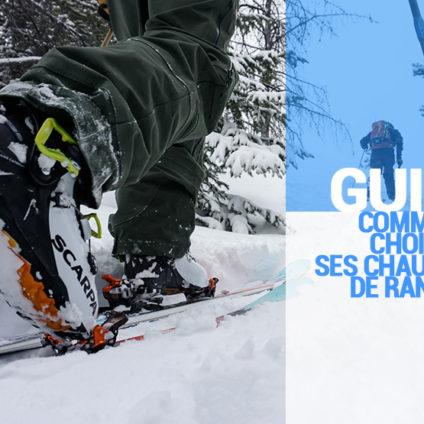 Guide SportAixTrem - Choisir ses chaussures de randonée