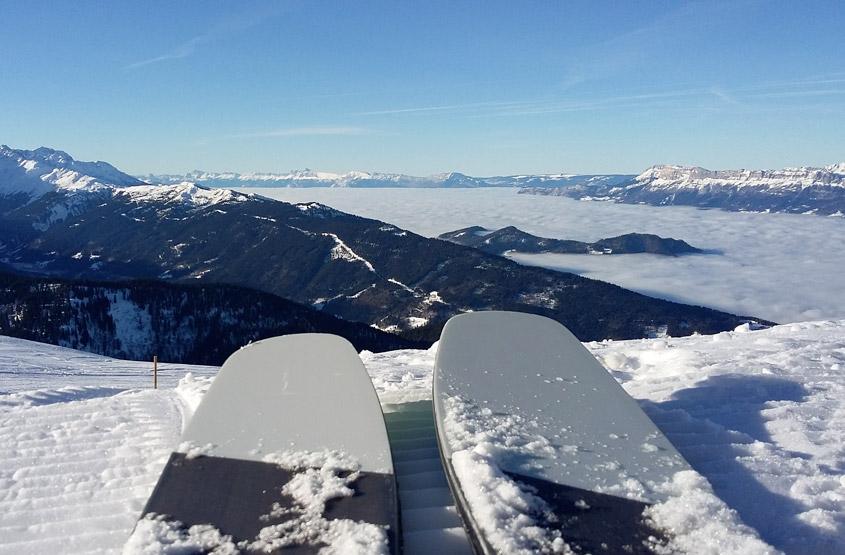 Test de ski : Focus 100 Rhyme BC
