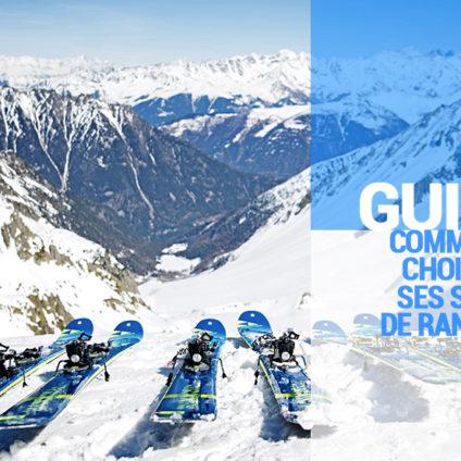 Comment choisir ses skis de rando ?