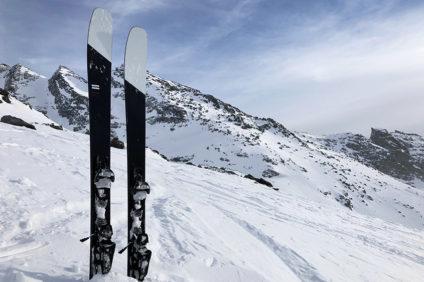 Test SportAixTrem skis RHYME BC Reason 90
