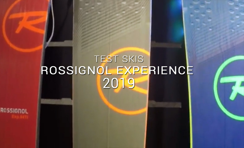Skis Test Rossignol