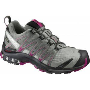 salomon xa pro 3D femme / Avec sa version Gore-tex imperméable, la XA PRO 3D de chez Salomon se rendra indispensable en toutes conditions. Tout comme son homologue masculin, c'est une chaussure très polyvalente.