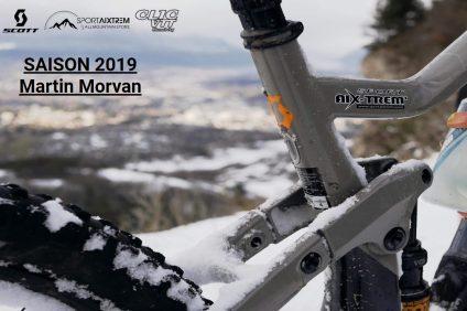 suivi de saison 2019 Martin Morvan