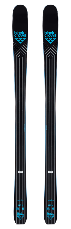 Black Crows vertis skis