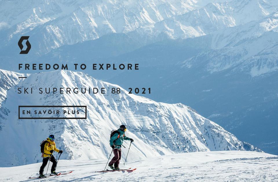 skis scott superguide 2021