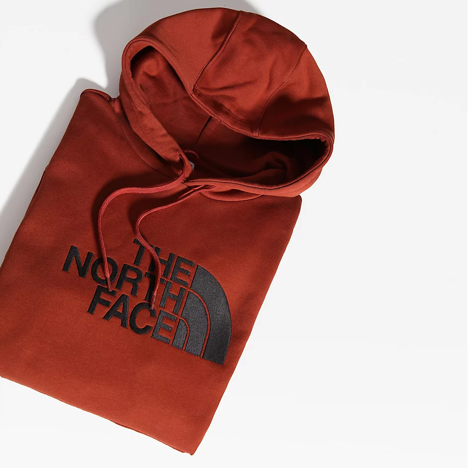 The North Face sweat Drew Peak Homme rouge achat sportaixtrem