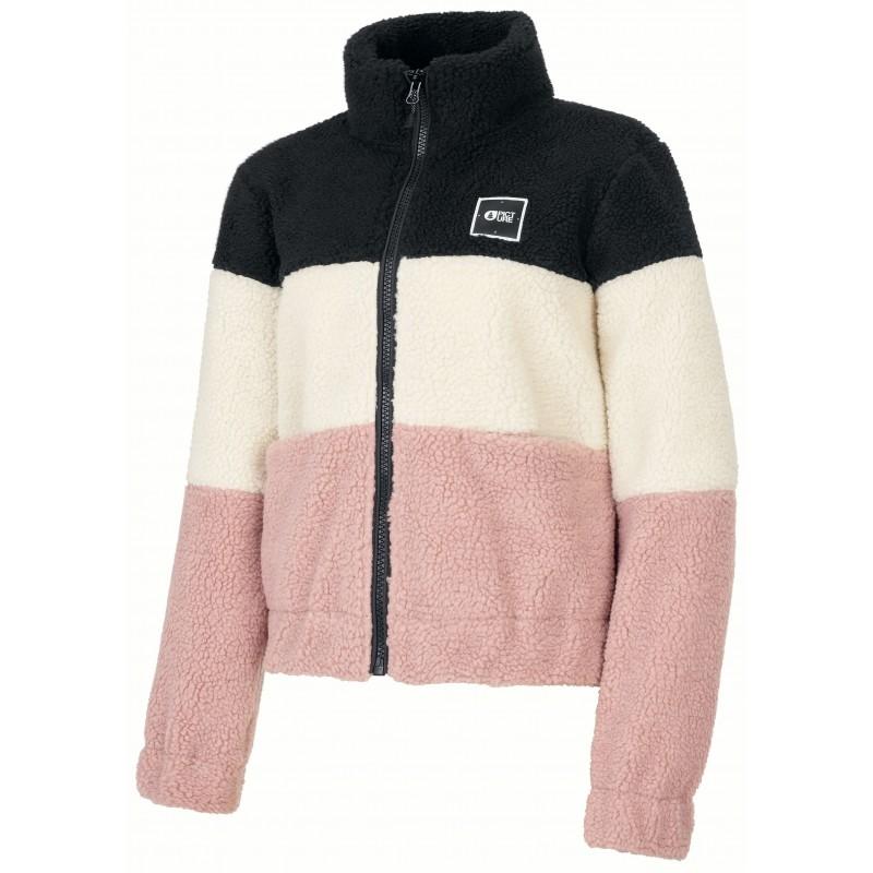 sweat veste Picture Octavia jacket chez sportaixtrem