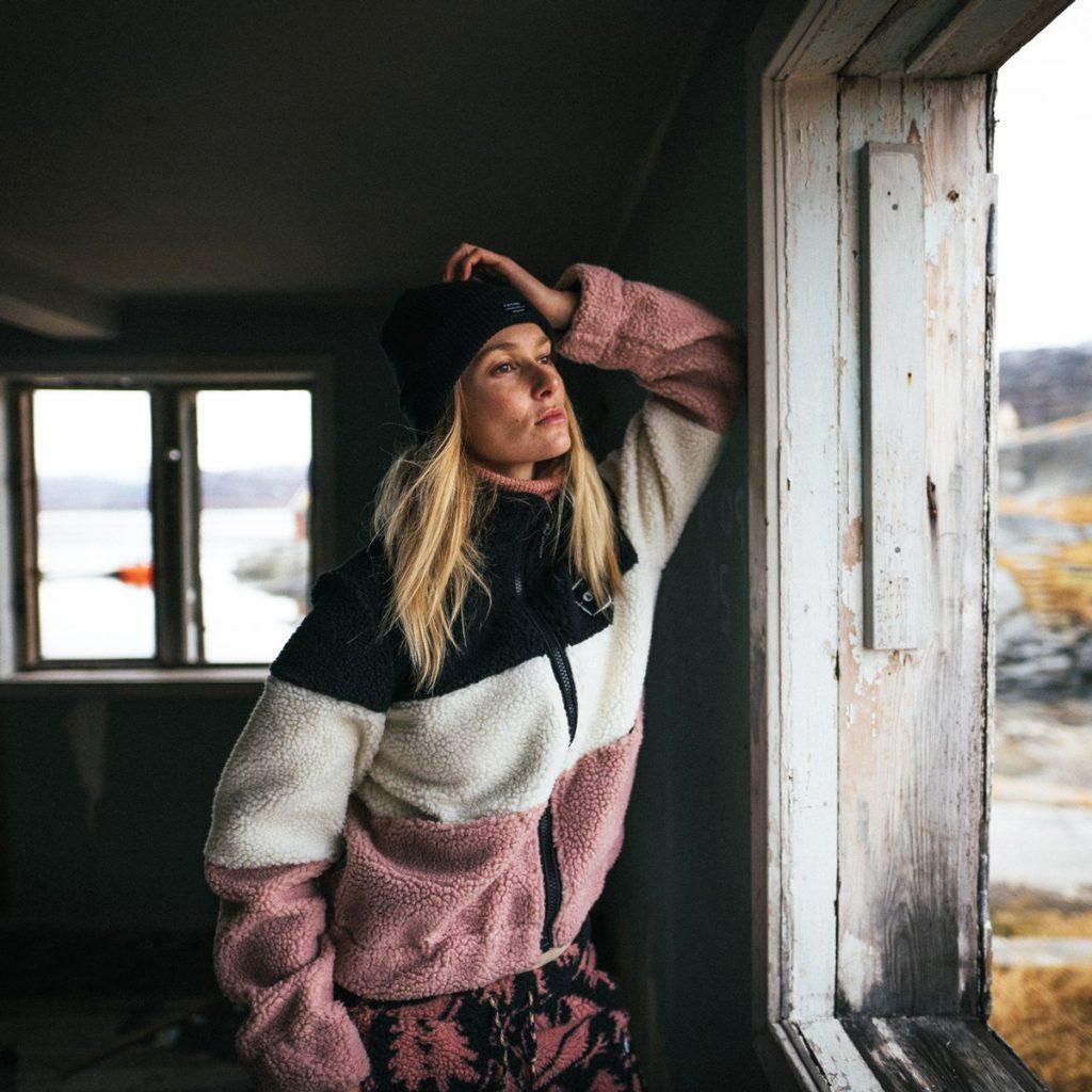 achat sweat veste Picture Octavia jacket chez sportaixtrem