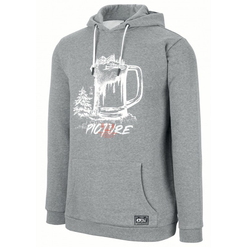 achat sweat homme Picture bucket hoodie