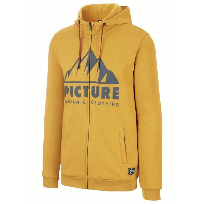sweat en vente Picture kemano zip hoodie homme