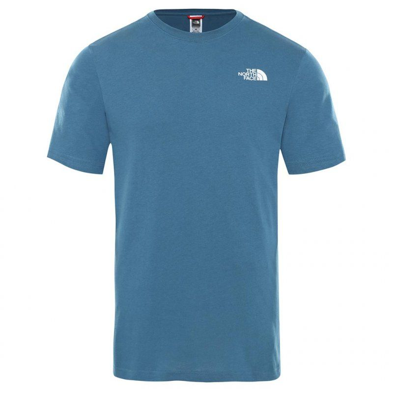 t-shirt The North Face Redbox homme blue