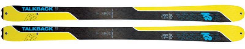 Achetez les skis de rando K2 Talkback 84 sur le site Sportaixtrem.com spécialiste matériel de ski en ligne.