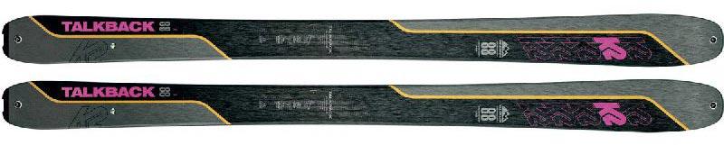 Achetez les skis de rando K2 Talkback 88 pour femme sur le site Sportaixtrem.com spécialiste matériel de ski en ligne.
