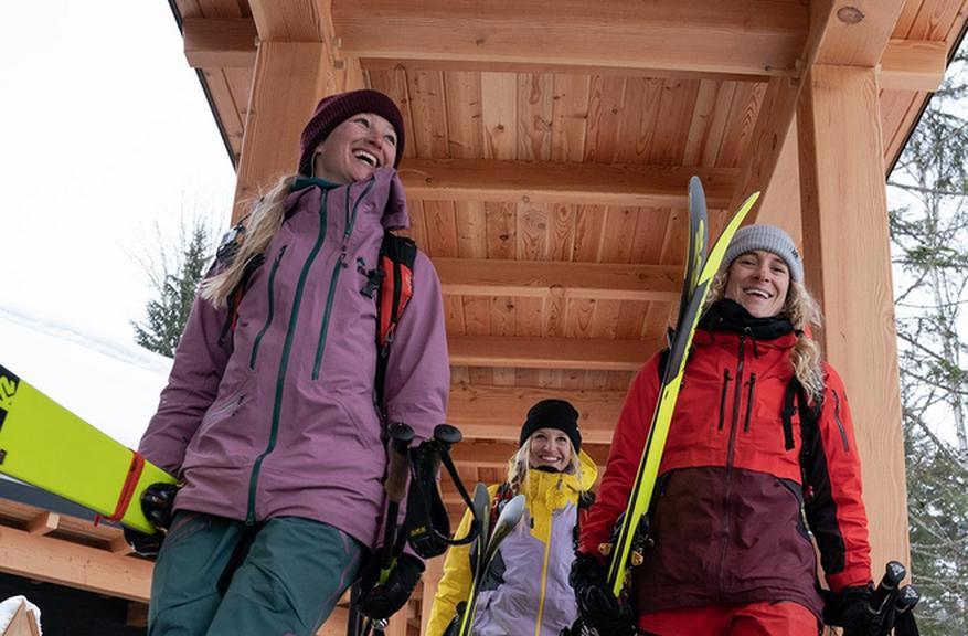 skis rando femme 2021 K2